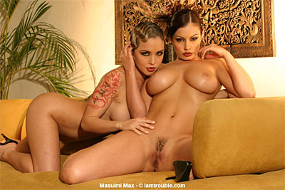 Masuimi Max and Aria Giovanni