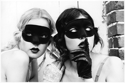 photos by Ellen von Unwerth